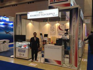 2016 Japan Aerospace Booth